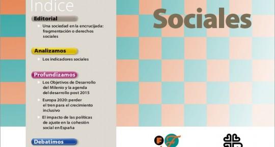 Informe FOESSA 2013: Fractura social y tres millones de personas viviendo en la pobreza extrema.
