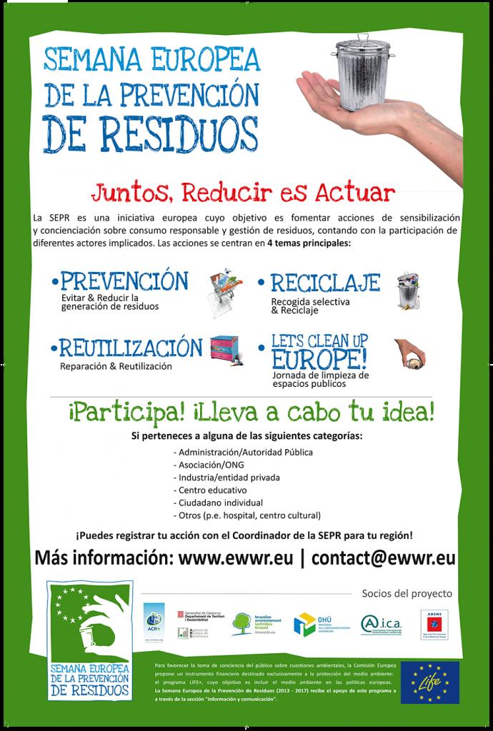 AERESS Semana Europea de Prevención de Residuos